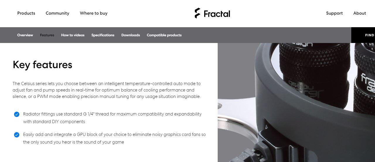 Fractal Era build - Celsius S24