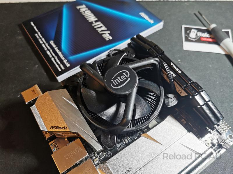 Fractal Era build - Motherboard and CPU